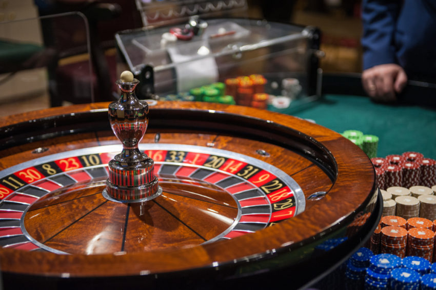 Basic Strategies For Online Casino Uncovered