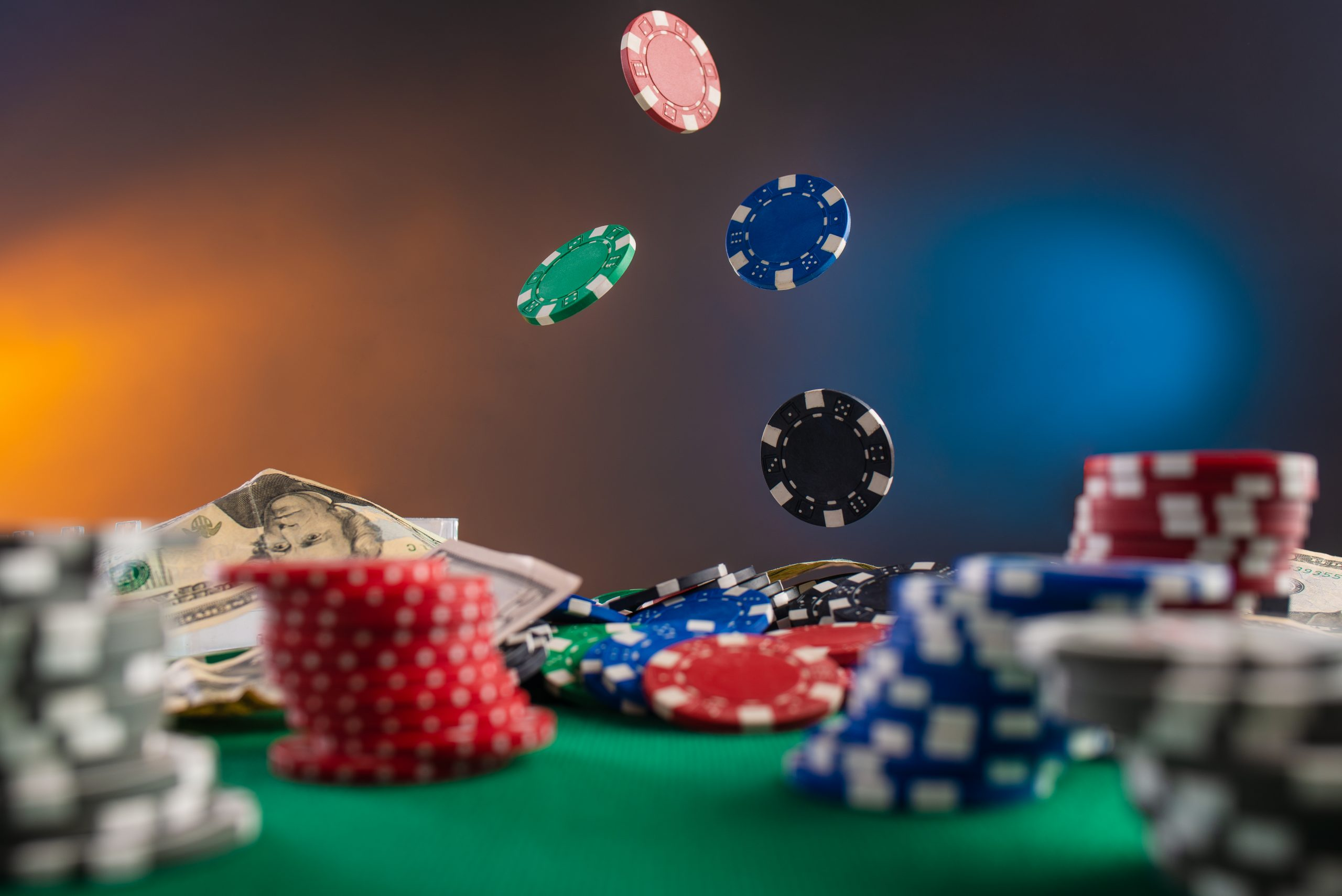 Eight Methods To Guard Against Gambling